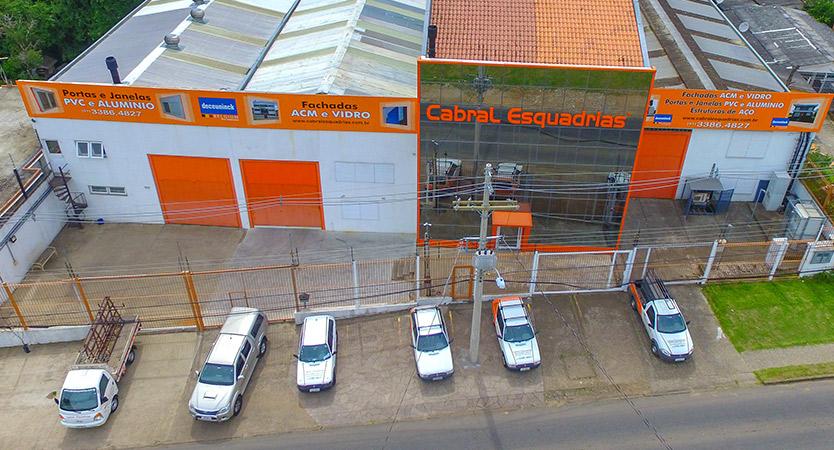 Cabral Esquadrias - Porto Alegre - RS